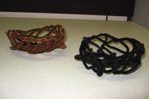 Empty Pipe Cleaner Nests