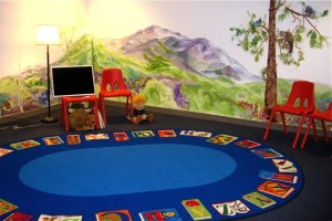 Baby Storytime Room