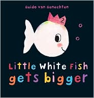 Little White Fish Gets Bigger
