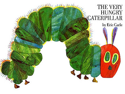 Hungry Little Caterpillar Crafts
