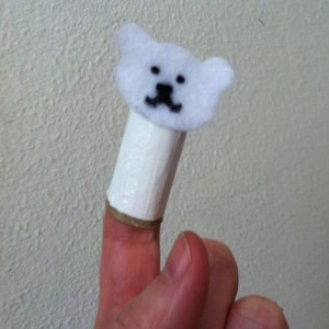 Small Finger Puppets