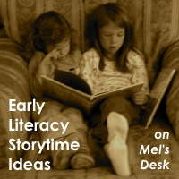 Early Literacy Storytime: Underline a Phrase