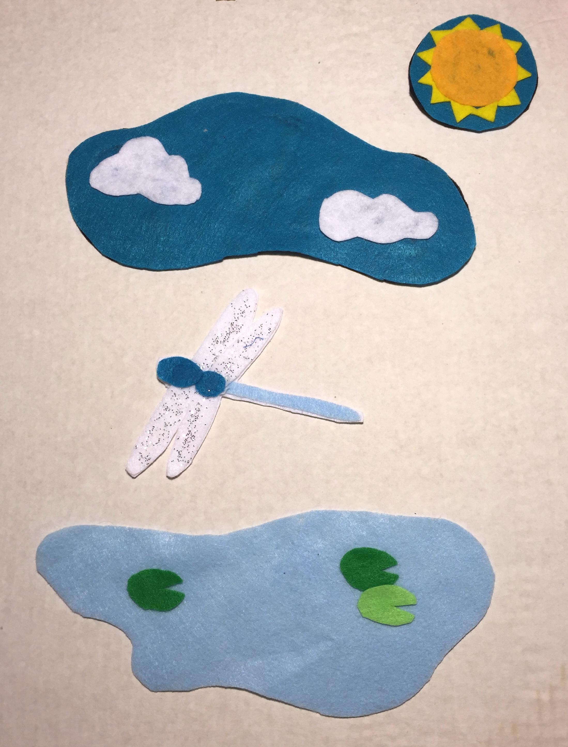 Flannel Friday: Lily Pond | Mel\'s Desk
