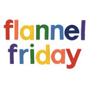 grab button for Flannel Friday